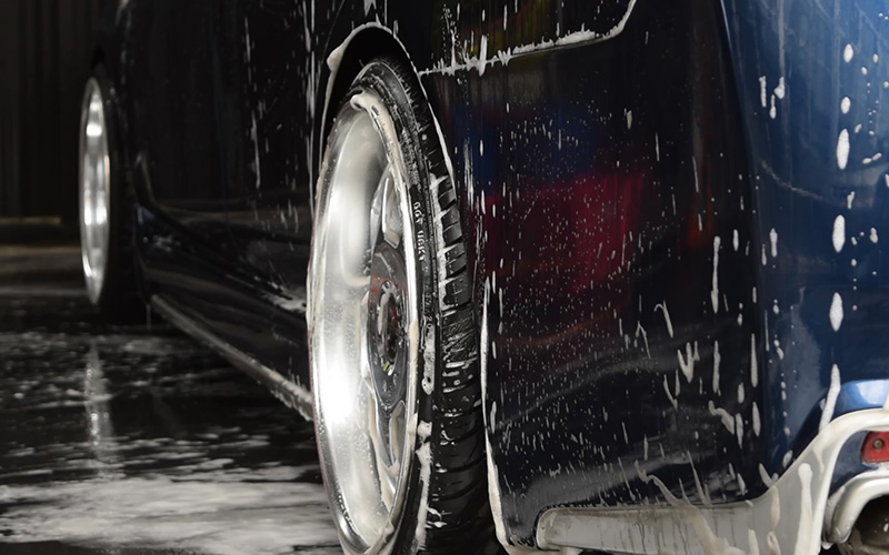 5 Star Auto Spa Unlimited Car Washes!